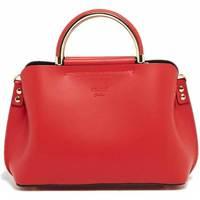 Väskor Dam Handväskor med kort rem Abaco Studio PAM rouge