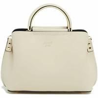 Väskor Dam Handväskor med kort rem Abaco Studio PAM beige