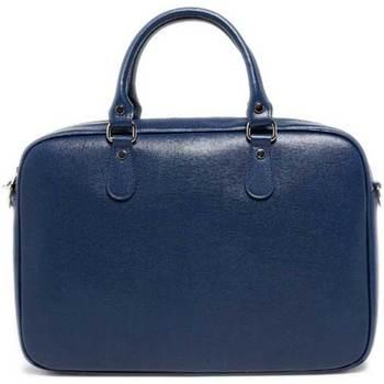 Väskor Portföljer Maison Heritage XAVI bleu