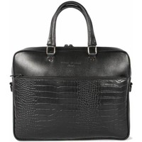 Väskor Portföljer Maison Heritage ALAN noir