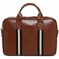 Väskor Portföljer Maison Heritage IVAN marron