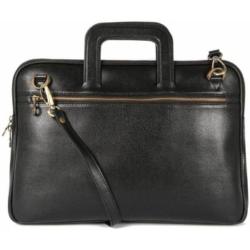 Väskor Portföljer Maison Heritage COLIN noir