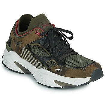 Skor Herr Sneakers Skechers KRAZ - THURSTON Brun