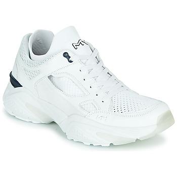 Skor Herr Sneakers Skechers KRAZ - THURSTON Vit