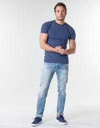 textil Herr Raka byxor Replay WIKKBI Super / Ljus / Blå