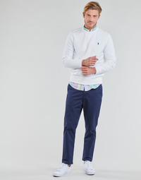 textil Herr 5-ficksbyxor Polo Ralph Lauren PANTALON CHINO PREPSTER AJUSTABLE ELASTIQUE AVEC CORDON INTERIEU Marin