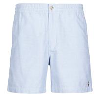 textil Herr Shorts / Bermudas Polo Ralph Lauren SHORT PREPSTER AJUSTABLE ELASTIQUE AVEC CORDON INTERIEUR LOGO PO Blå