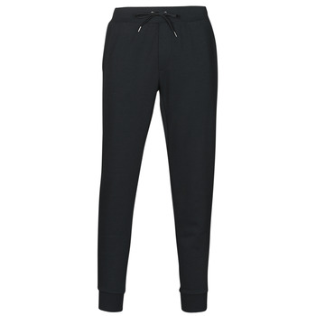 textil Herr Joggingbyxor Polo Ralph Lauren PANTALON DE JOGGING EN DOUBLE KNIT TECH LOGO PONY PLAYER Svart