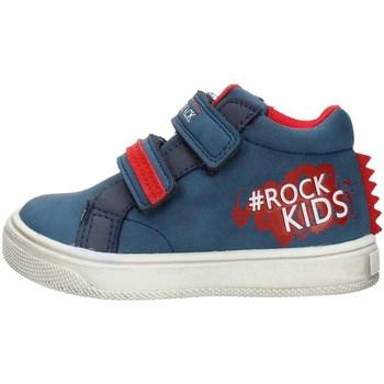 Skor Pojkar Höga sneakers Lumberjack SB55012004S03 Blue