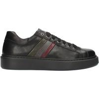 Skor Herr Sneakers Exton 888 Black