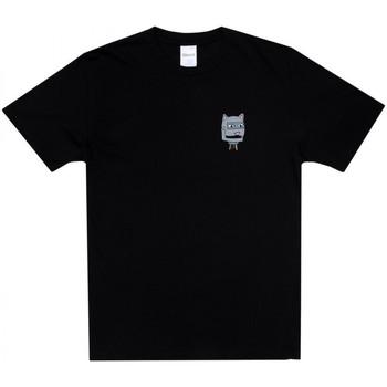 textil Herr T-shirts Ripndip Bionic nerm tee Svart