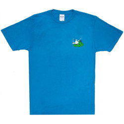 textil Herr T-shirts Ripndip Teenage mutant tee Blå