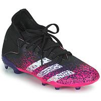 Skor Barn Fotbollsskor adidas Performance PREDATOR FREAK .3 F Svart / Rosa