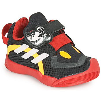 Skor Barn Sneakers adidas Performance ACTIVEPLAY MICKEY I Svart / Röd