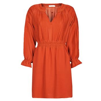 textil Dam Korta klänningar See U Soon 21122109 Röd