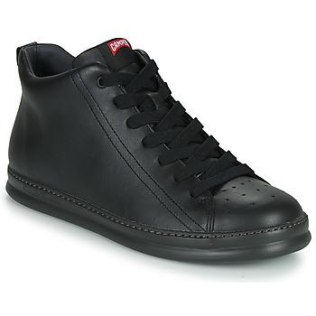 Skor Herr Sneakers Camper RUNNER 4 Svart