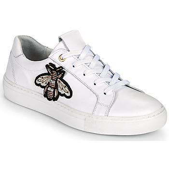 Skor Dam Sneakers Myma PIGGA Vit