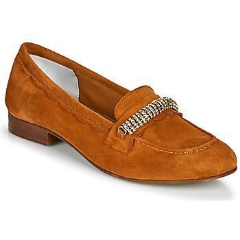 Skor Dam Loafers Myma PIBINA Kamel