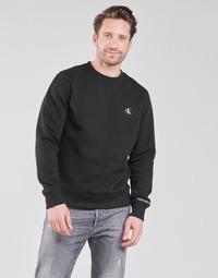 textil Herr Sweatshirts Calvin Klein Jeans J30J314536-BAE Svart