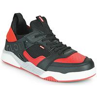 Skor Herr Sneakers Globe TILT EVO Svart / Röd
