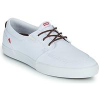 Skor Herr Sneakers Globe ATTIC Vit