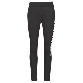 textil Dam Leggings Puma ESS+ GRAPHIC LEGGING Svart