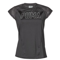 textil Dam T-shirts Puma WMN TRAINING TEE F Svart