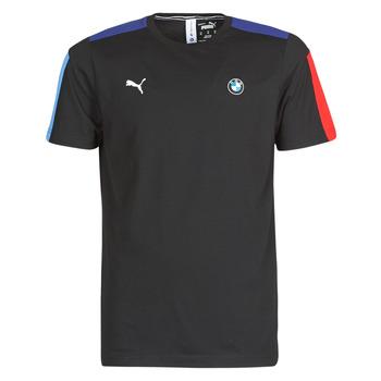 textil Herr T-shirts Puma BMW MMS T7 Tee Svart