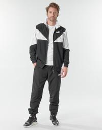 textil Herr Sportoverall Puma Woven Suit CL Svart / Vit