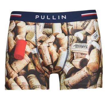 Underkläder  Herr Boxershorts Pullin MASTER LYCRA Flerfärgad