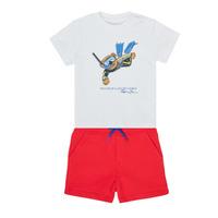 textil Pojkar Set Polo Ralph Lauren SOULA Flerfärgad
