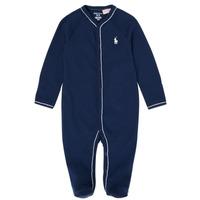 textil Pojkar Pyjamas/nattlinne Polo Ralph Lauren LOLLA Marin
