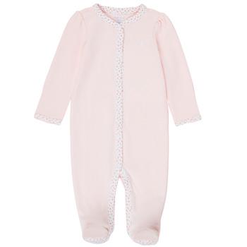 textil Flickor Pyjamas/nattlinne Polo Ralph Lauren PAULA Rosa