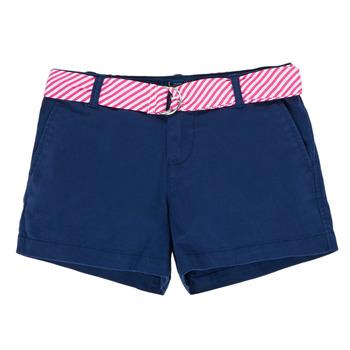 textil Flickor Shorts / Bermudas Polo Ralph Lauren FILLI Marin