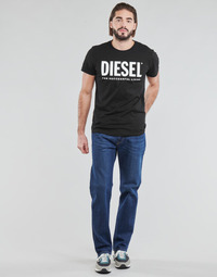 textil Herr Raka byxor Diesel D-MITHRY Blå / Mörk