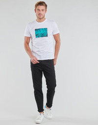 textil Herr Raka byxor Diesel D-FINNING Svart