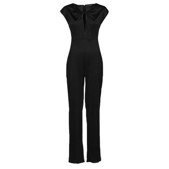 textil Dam Uniform Guess ROSANNA JUMPSUIT Svart