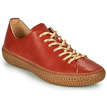 Skor Dam Sneakers Think TJUB Röd