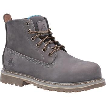 Skor Dam safety shoes Amblers Safety  Grått
