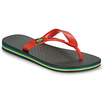Skor Barn Flip-flops Ipanema IPANEMA CLAS BRASIL II KIDS Svart / Röd