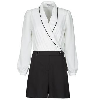 textil Dam Uniform Morgan SHAMIE Svart / Vit