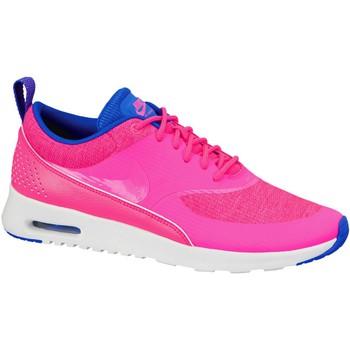 Skor Dam Sneakers Nike Air Max Thea Prm Wmns  616723-601 Pink