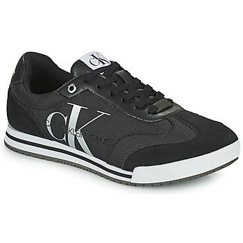 Skor Herr Sneakers Calvin Klein Jeans LOW PROFILE SNEAKER LACEUP PES Svart