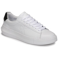 Skor Dam Sneakers Calvin Klein Jeans CHUNKY SOLE SNEAKER LACEUP LTH Vit