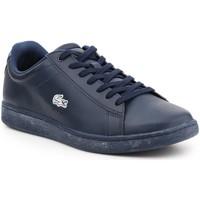 Skor Herr Sneakers Lacoste Carnaby Evo 7-30SPM400711C navy