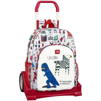 Väskor Barn Skolväskor på hjul Algo De Jaime 611955860 Blanco