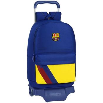 Väskor Barn Skolväskor på hjul Fc Barcelona 612025313 Azul