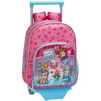 Väskor Barn Skolväskor på hjul Mojipops 611977020 Rosa