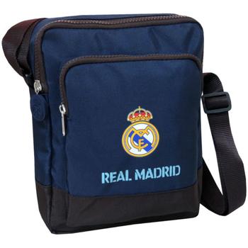 Väskor Axelremsväskor Real Madrid BD-83-RM Azul marino