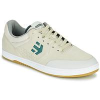Skor Herr Sneakers Etnies MARANA Vit / Grön